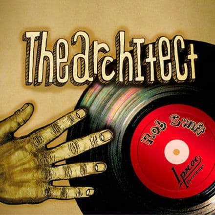 Rob Swift<br>The Architect<br>CD